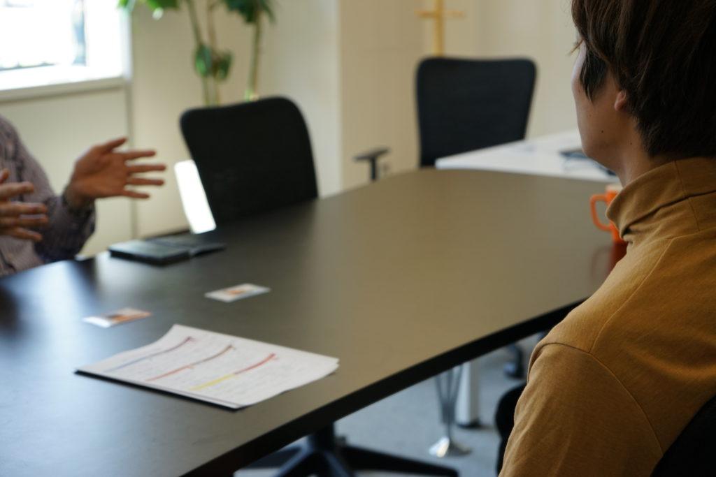 田村 学生アルバイト PCMセミナー内容をフィードバック
